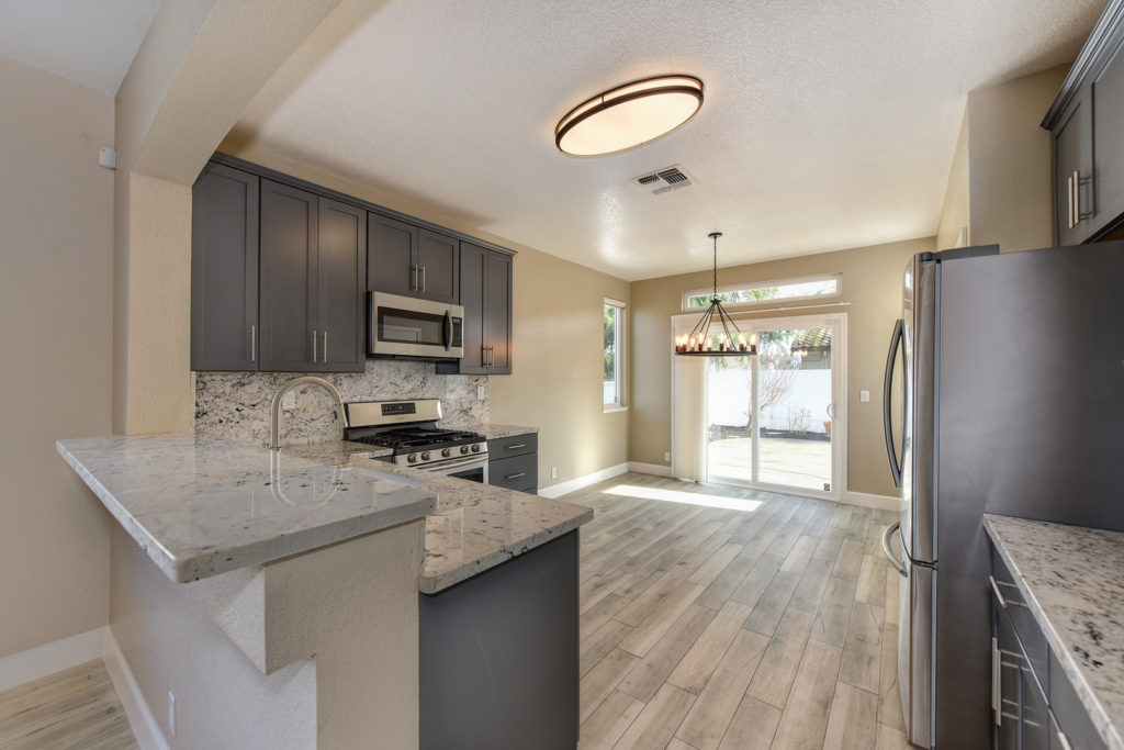 Home for sale 1733 Atwell Interior Kitchen Towards Slider