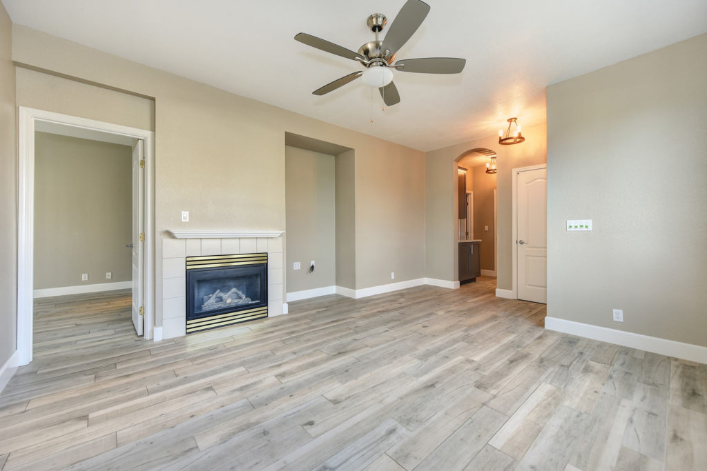 Home for Sale 1733 Atwell Interior Fireplace