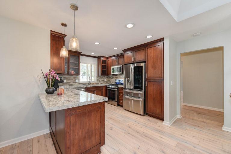4320 Lawrence Drive Granite Bay kitchen