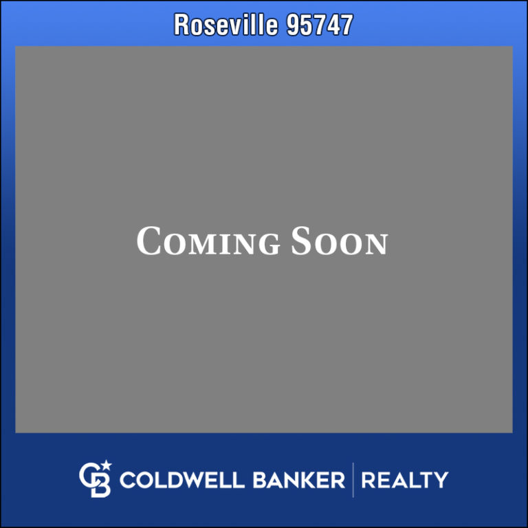Roseville Home for Sale Coming Soon